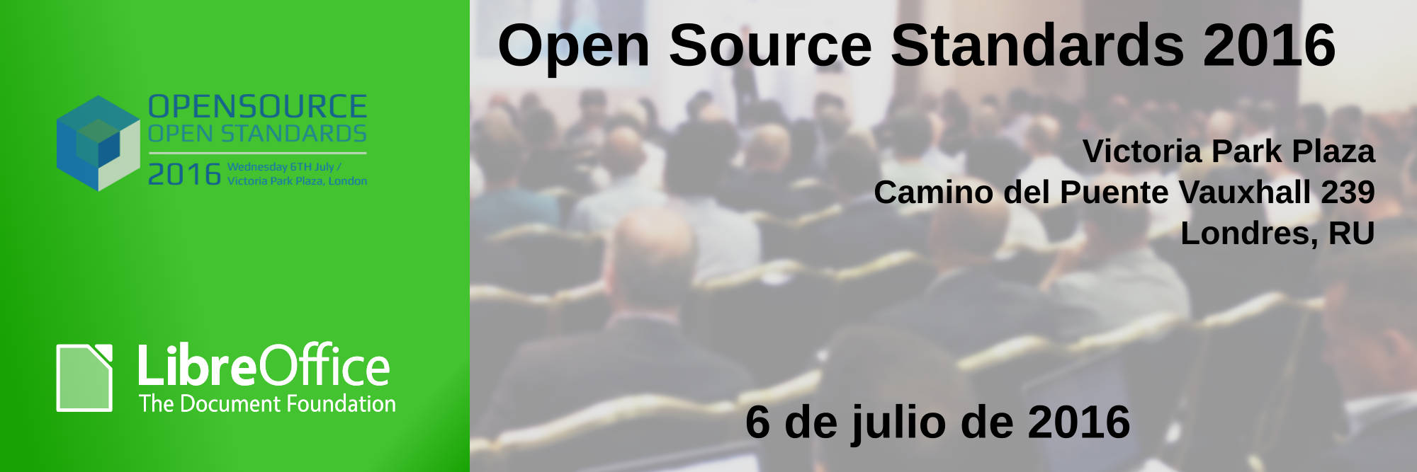 07 06Jul2016 OpenSourceStandards 2016 ES
